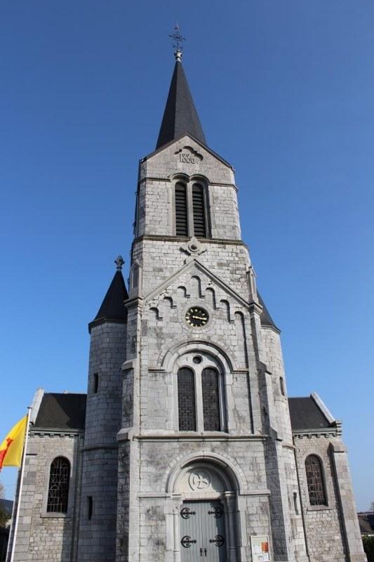 Assesse - Eglise Saint-Martin ©OTA.JPG