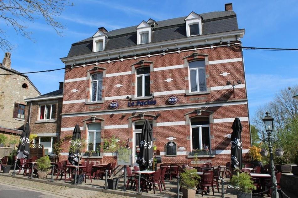Crupet - Restaurant Le Pachis ©OTA.JPG