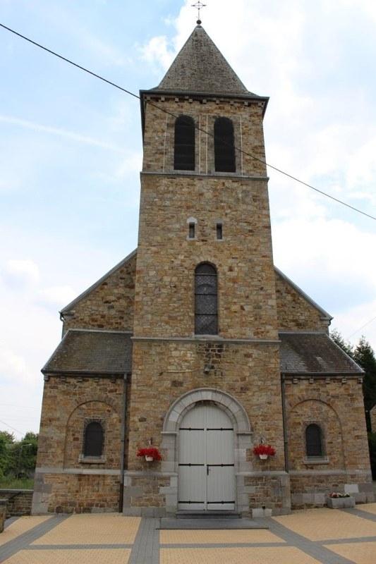Sart-Bernard - Eglise Saint-Denys ©OTA.JPG