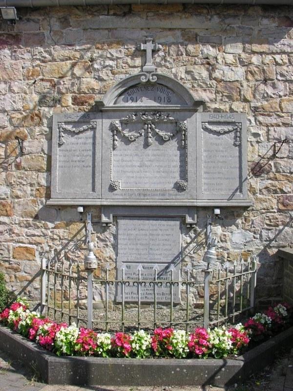 Sart-Bernard - Monument aux Morts compressé ©OTA.JPG